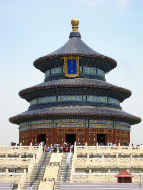 The Temple of Heaven in Beijing